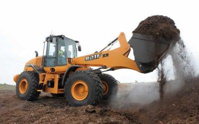 Építő- és anyagmozgató gép kezelője (Földmunka-, rakodó és szállítógép kezelő)